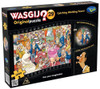 Wasgij? #29 Original Puzzle 1000pc - Catching Wedding Fever