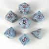 Speckled Air Polyhedral 7-Die Set