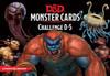 D&D: Spellbook Cards: Monster Cards Challenge 0-5