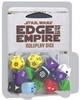 Star Wars Edge of Empire Dice
