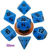 MDG Mini 10mm Polyhedral Dice Sets