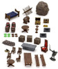 Warlock Tiles: Dungeon Dressings