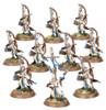 87-58 Lumineth Realm-Lords: Vanari Auralan Sentinels