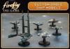 Firefly: Customizable Resin Ships