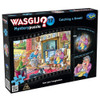 Wasgij? #17 Mystery Puzzle 1000pc - Catching a Break