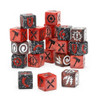 110-10 WH Underworlds: Grand Alliance Chaos Dice Pack