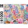 Puzzle Master 1000pc: Lotsa Stamps