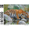 Puzzle Master 1000pc: Save the Planet - Bengal Tiger