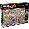 Wasgij? #34 Original Puzzle 1000pc - Piece of Pride