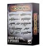 300-74 Necromunda: Escher Weapons & Upgrades