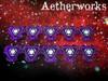 Energy Tokens - Transparent Purple (10)
