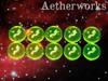 Evade Tokens - Fluorescent Green (10)