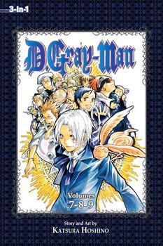 D.Gray-man (3-in-1 Edition), Vol. 3