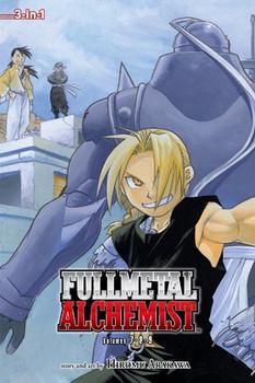 Fullmetal Alchemist (3-in-1 Edition), Vol. 3