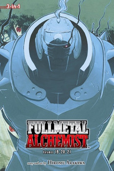 Fullmetal Alchemist (3-in-1 Edition), Vol. 7
