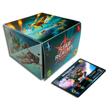 Star Realms Flip Box