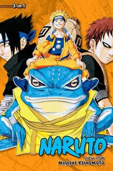 Naruto (3-in-1 Edition), Vol. 5