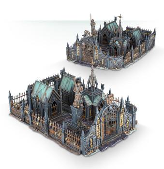 64-49 Sigmarite Mausoleum