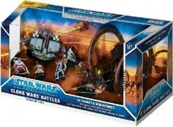 Star Wars: Clone Wars Battles - Scenario Pack