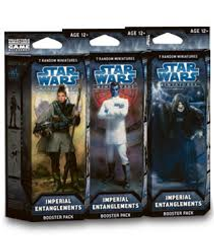 Star Wars Imperial Entanglements Booster Pack