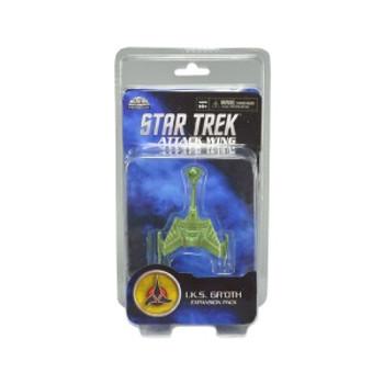 Star Trek Attack Wing: I.K.S. Gr'oth