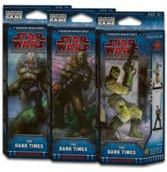 Star Wars The Dark Times Booster Pack