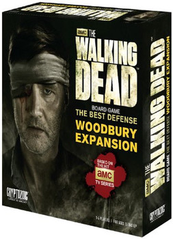 Walking Dead Best Defense Woodbury