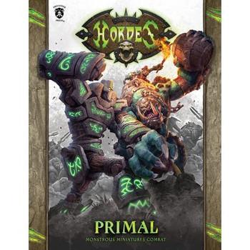 Hordes Primal Rulebook - Hardcover