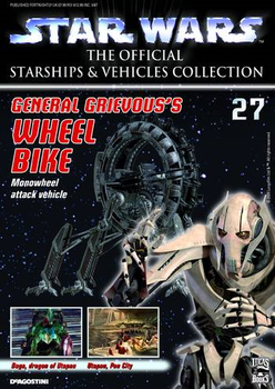 Star Wars The Official Starships & Vehicle Collection #27