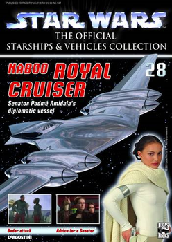 Star Wars The Official Starships & Vehicle Collection #28