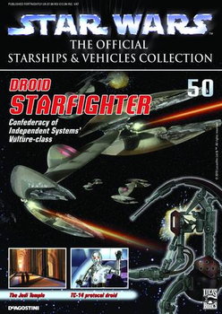 Star Wars The Official Starships & Vehicle Collection #50