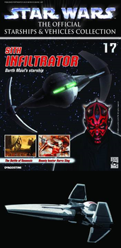 Star Wars The Official Starships & Vehicle Collection #17