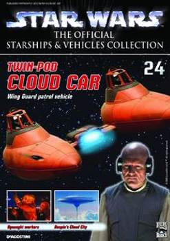Star Wars The Official Starships & Vehicle Collection #24