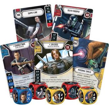 Star Wars Destiny: Spirit of Rebellion Booster