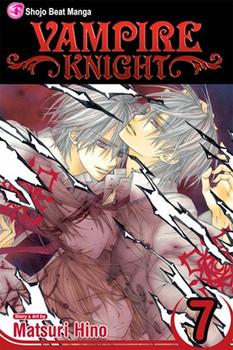 Vampire Knight, Vol. 7