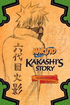 Naruto Novels  Naruto: Kakashi's Story
