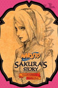 Naruto Novels  Naruto: Sakura's Story