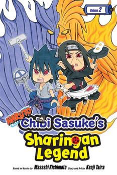 Naruto: Chibi Sasuke's Sharingan Legend, Vol. 2