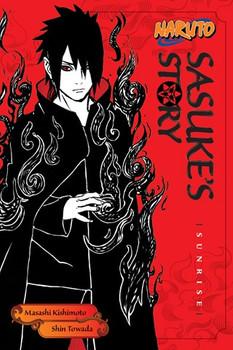 Naruto Novels  Naruto: Sasuke's Story