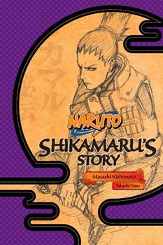 Naruto Novels  Naruto: Shikamaru's Story