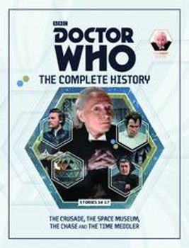 DOCTOR WHO COMP HIST HC VOL 11 1ST DOCTOR STORIES 14-17