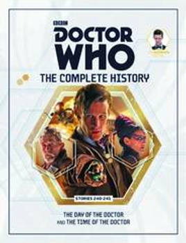 DOCTOR WHO COMP HIST HC VOL 10 11TH DOCTOR STORIES 240-241