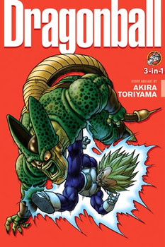 Dragon Ball (3-in-1 Edition), Vol. 11