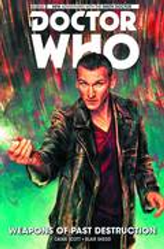 DOCTOR WHO 9TH HC VOL 01 WEAPONS OF PAST DESTRUCTION