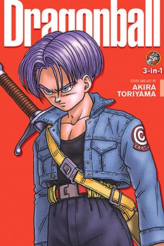 Dragon Ball (3-in-1 Edition), Vol. 10