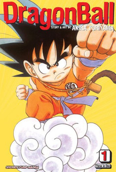 Dragon Ball (VIZBIG Edition), Vol. 1