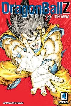 Dragon Ball Z (VIZBIG Edition), Vol. 4