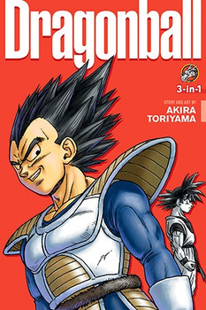 Dragon Ball (3-in-1 Edition), Vol. 7