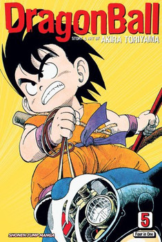 Dragon Ball (VIZBIG Edition), Vol. 5