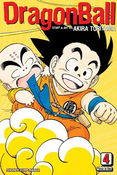 Dragon Ball (VIZBIG Edition), Vol. 4